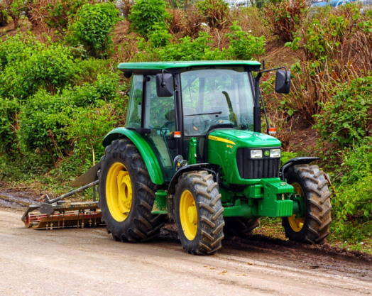 tractor john deere 5 series 5075e ecu phoenix