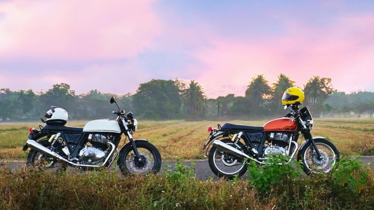 royal enfield continental gt interceptor 650