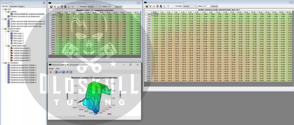 quad atv continental m3c chiptuning maps