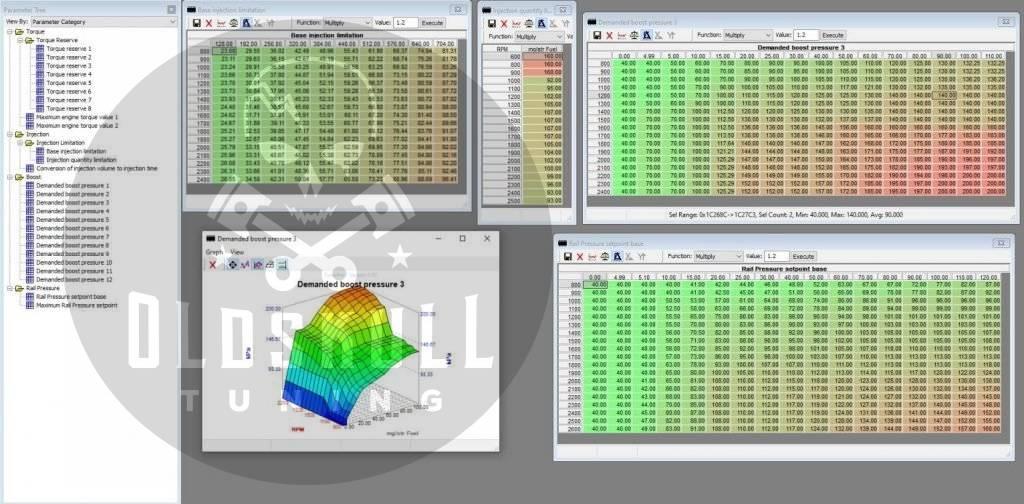 claas arion remap file tunerpro phoenix l21 l22 l23