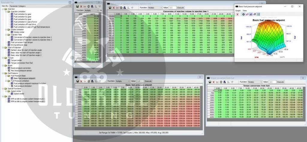 smart fortwo w450 800 cdi ecu bosch edcg15 chiptuning maps