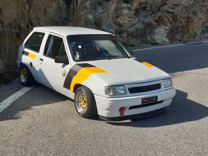opel corsa gsi 1.6 rally remap bosch m1.5