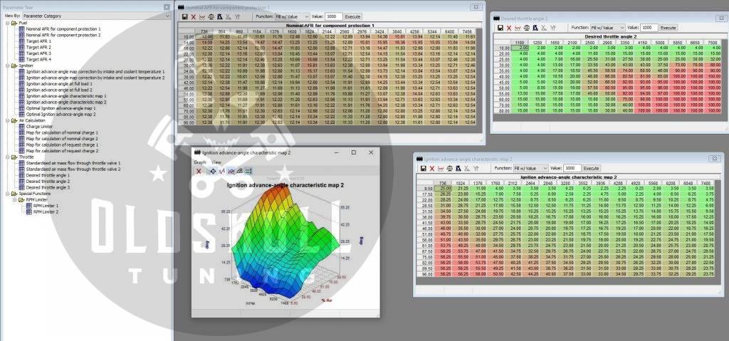 tunerpro chiptuning proton satria neo siemens pw8 pw5