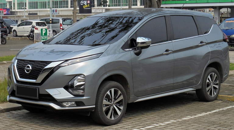 Nissan Livina 1.5 ecu tuning mitsubishi e6t