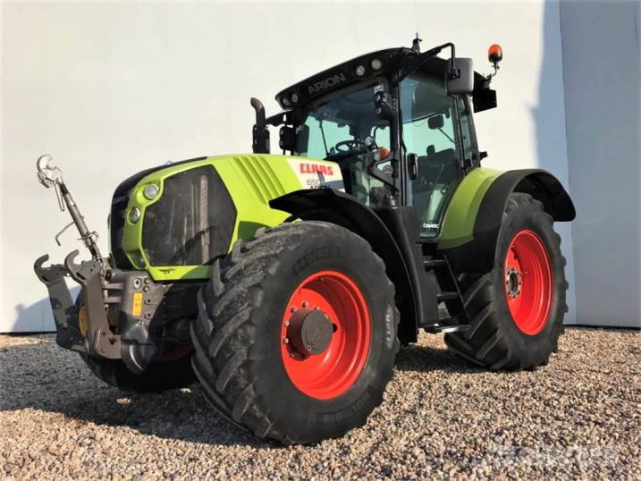 claas arion 650 phoenix l33 chiptuning