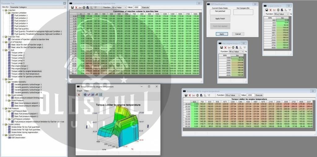 opel fiat 1.3l cdti magneti marelli tunerpro maps