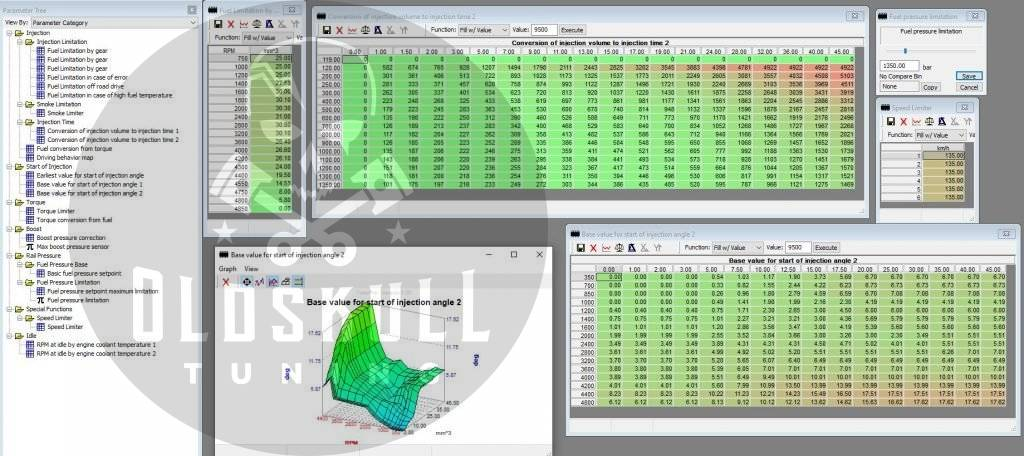 smart tuning bosch edgc15c with tunerpro