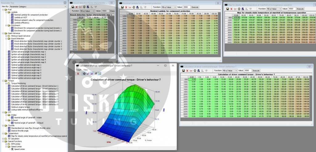 suzuki ecu bosch me17.9.64 tunerpro tuning maps
