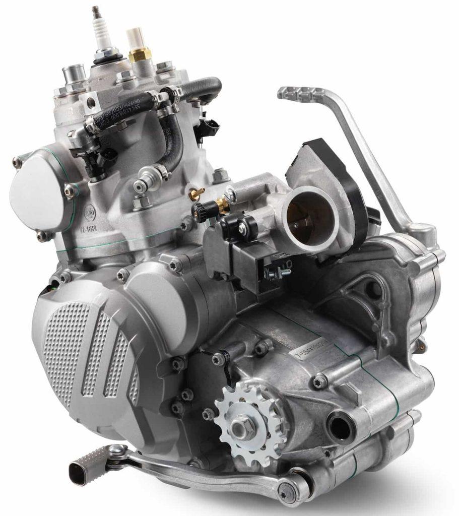 engine ktm tpi 2 stroke fuel injected