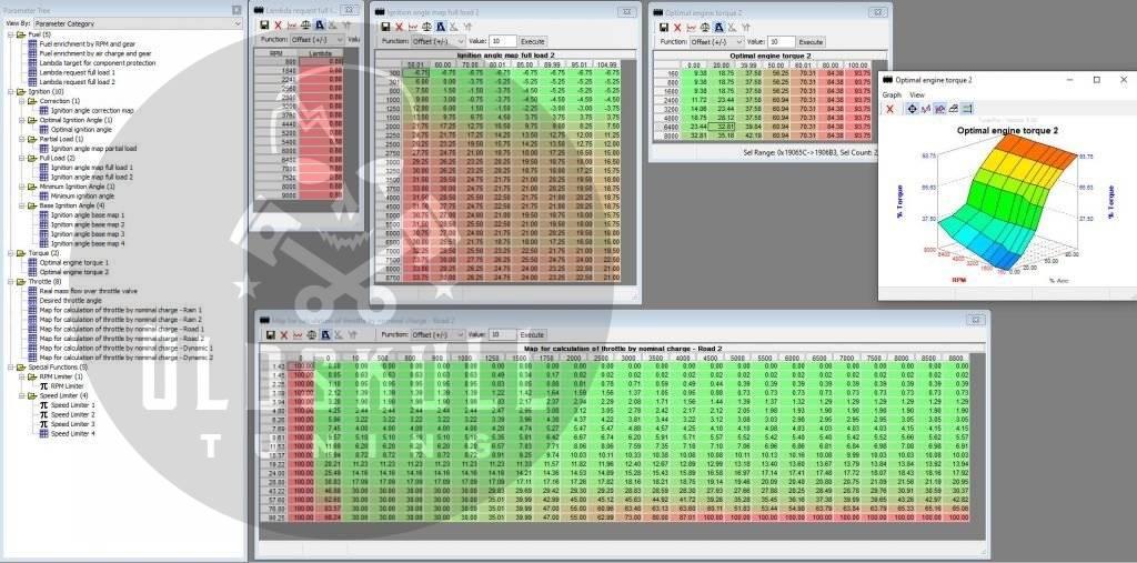 bmw k1600gt remap ecu bosch me17.2 bmsx