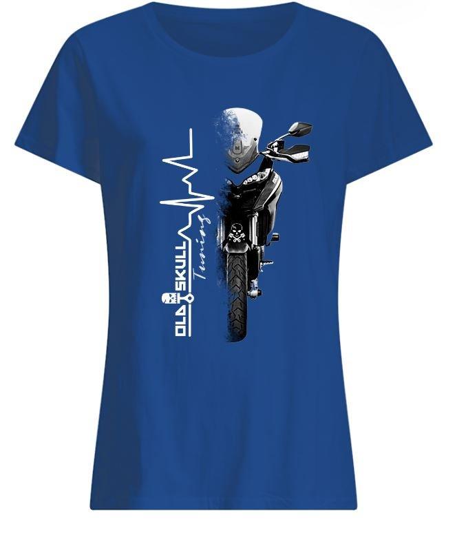 preview tshirt blue oldskulltuning