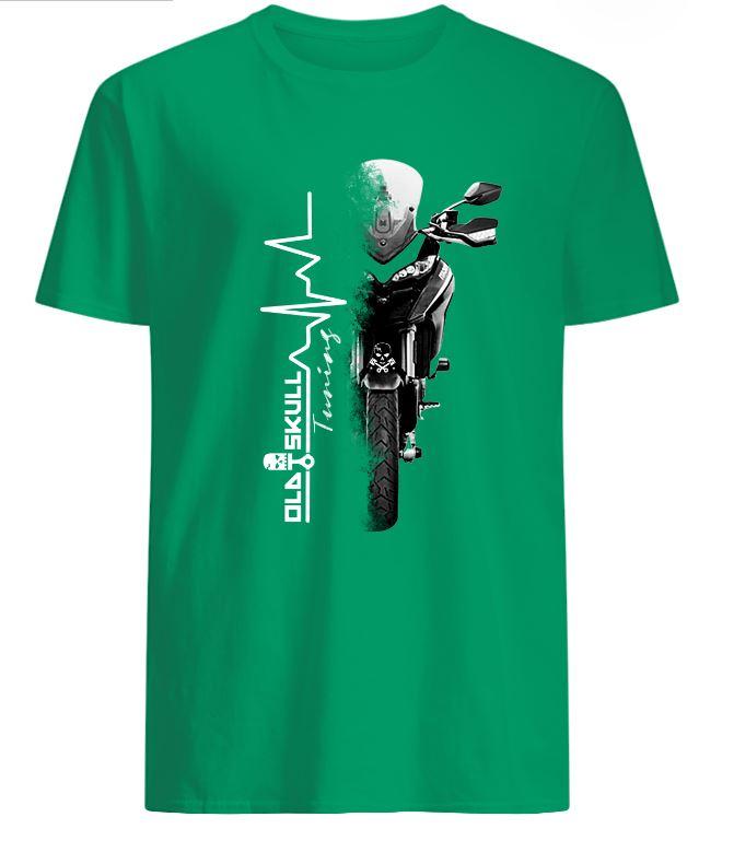 preview tshirt green oldskulltuning