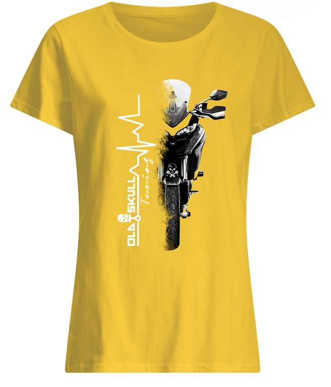 preview tshirt yellow oldskulltuning