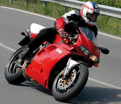 Ducati 996 Magneti Marelli P8