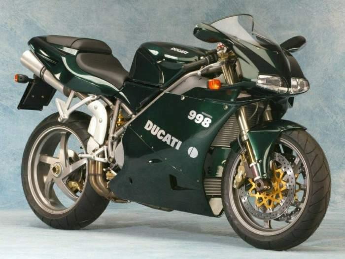 Ducati 998 Matrix Marelli 59M tuning
